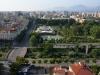Blick auf Tirana.