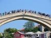 Brückenspringer von Mostar 3/11