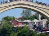 Brückenspringer von Mostar 5/11