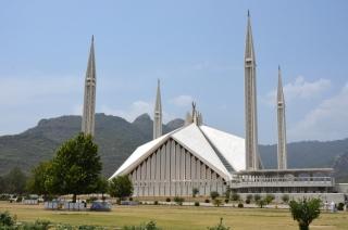 Shah Faisal Moschee
