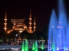 Blaue Moschee mit Sultanfontäne