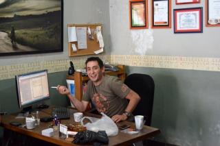 Ahmet der Chef von ATAMoto